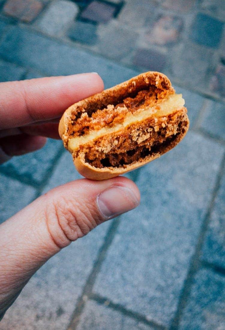 Bretonische Spezialitäten – Caramel au beurre salé – Salzbutterkaramell
