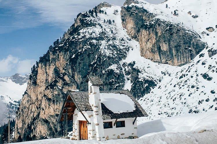 Winterurlaub in den Dolomiten mit BestFewo.de