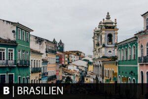 Reiseziel Brasilien