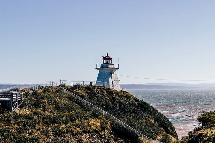Cape Enrage – New Brunswick