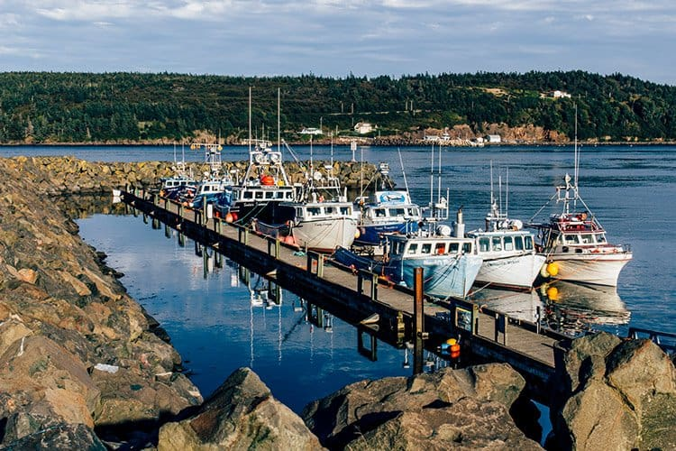 Tiverton, Nova Scotia