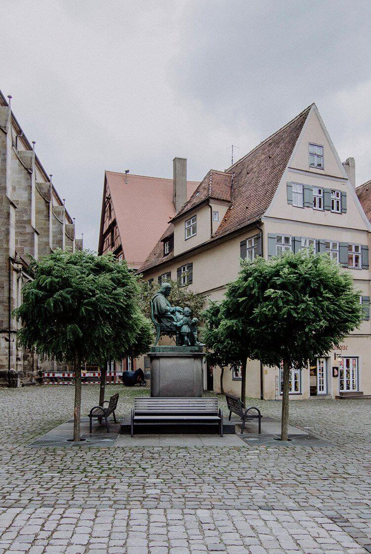 Das Münster St. Georg