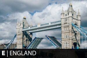 Reiseziel England