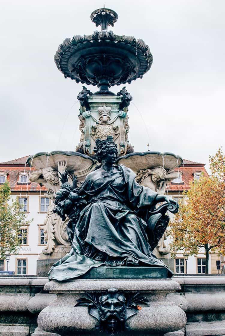Reisetipps Erlangen – barocke Planstadt, Bergkirchweih und Storchenbier