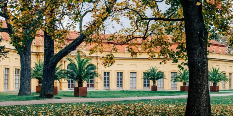 Erlangen – barocke Planstadt, Bergkirchweih und Storchenbier
