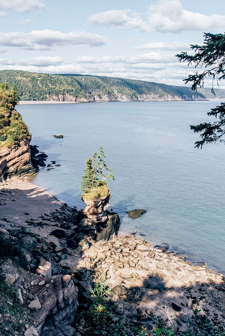 Der Fundy Trail Parkway