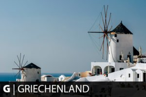 Reiseziel Griechenland