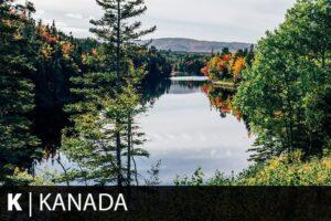 Reiseziel Kanada