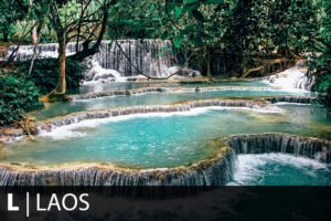 Reiseziel Laos