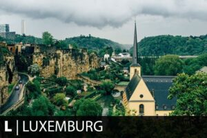 Reiseziel Luxemburg