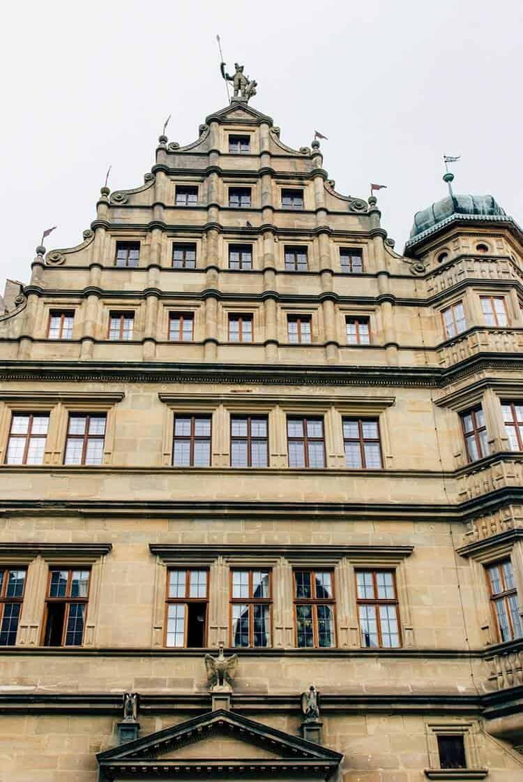 Das Rothenburger Rathaus