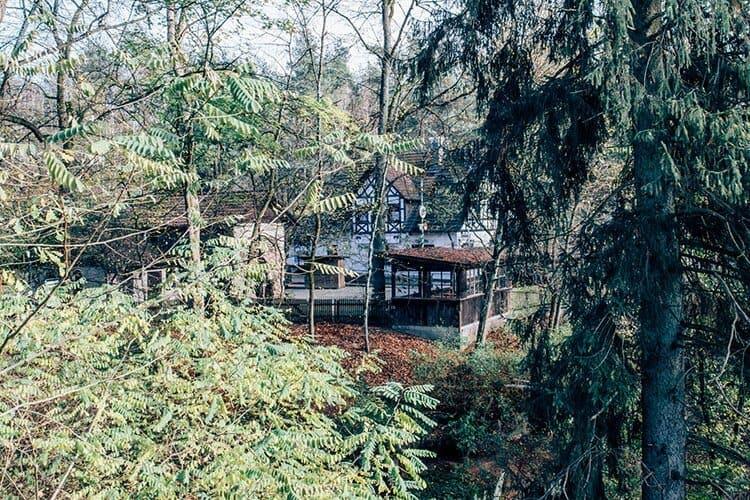 Waldschänke Brückkanal