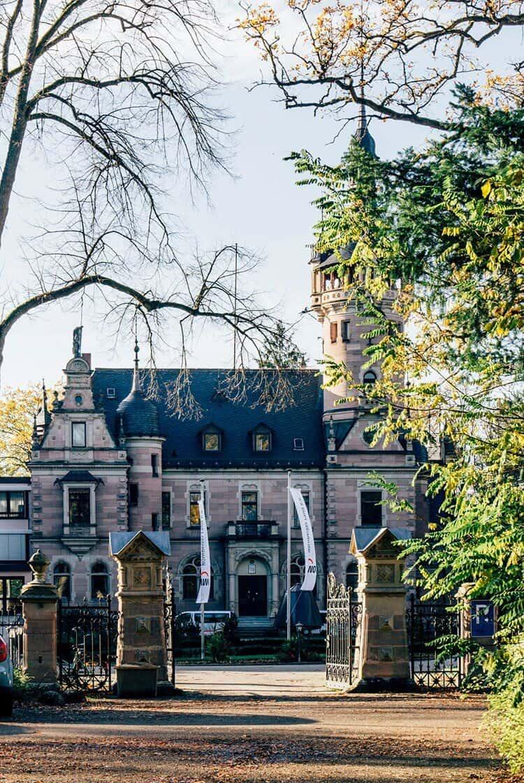 Das Faberschloss