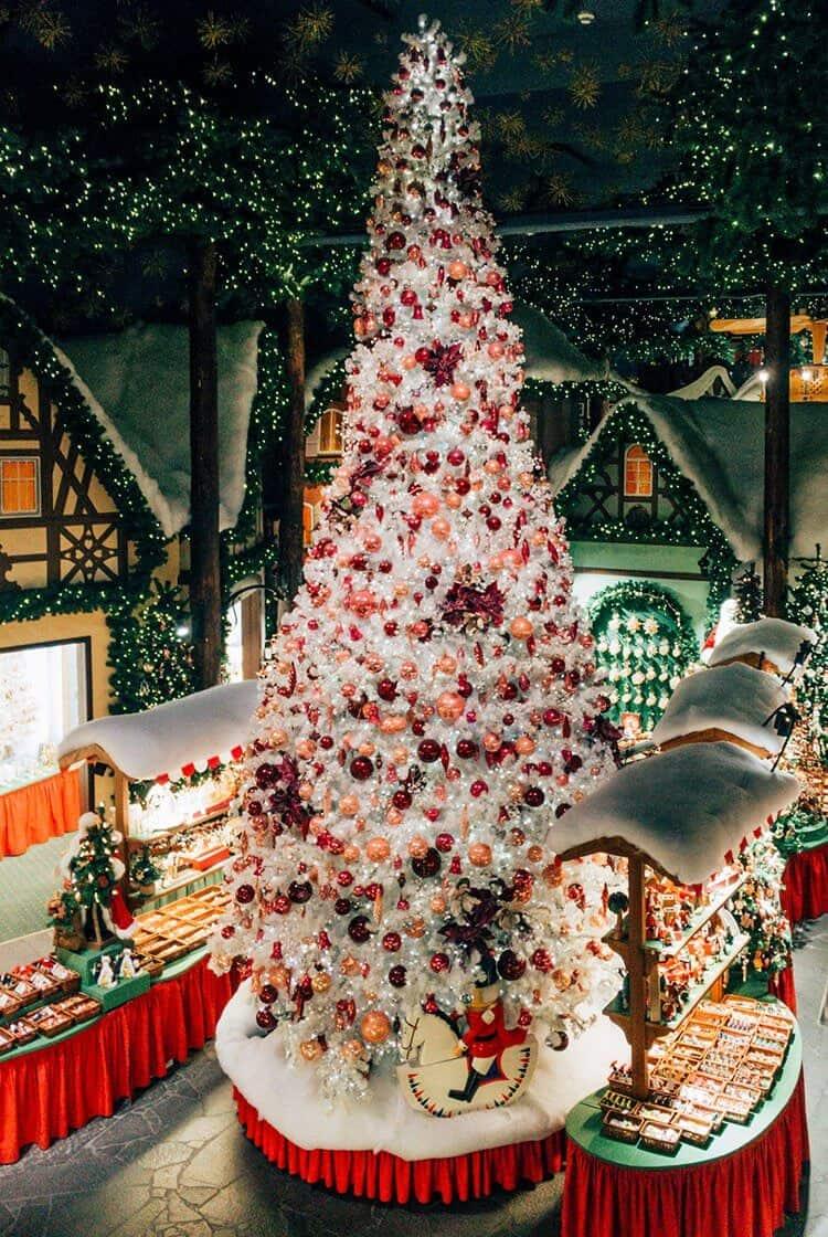 Das Käthe Wohlfahrt Weihnachtsdorf