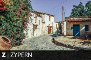 Reiseziel Zypern