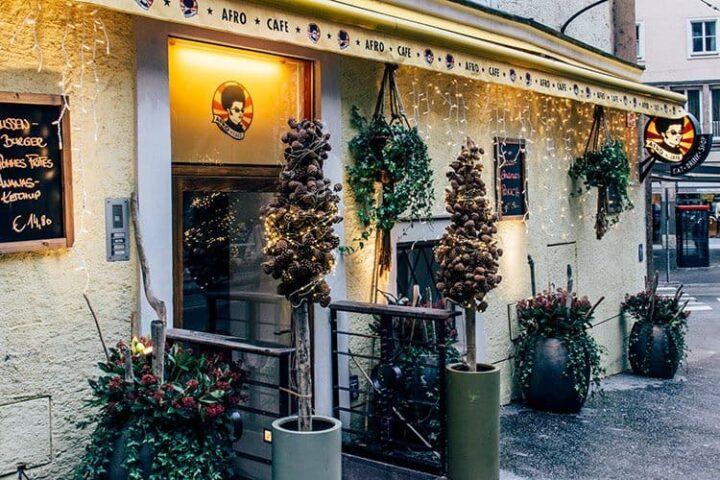 Das Afro Café Salzburg