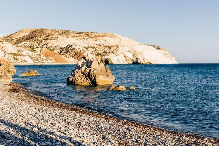 7 Tipps für einen perfekten Urlaub auf Zypern: Der Aphroditefelsen