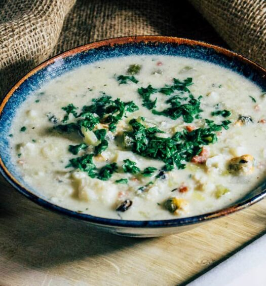 Seafood Chowder – Rezept aus Prince Edward Island