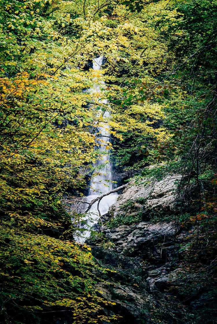 Uisge Ban Falls Provincial Park