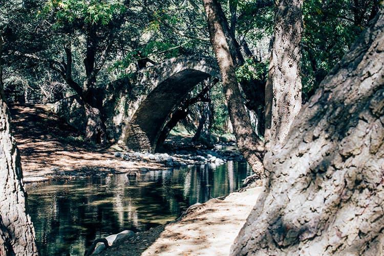 Gelafos Brücke