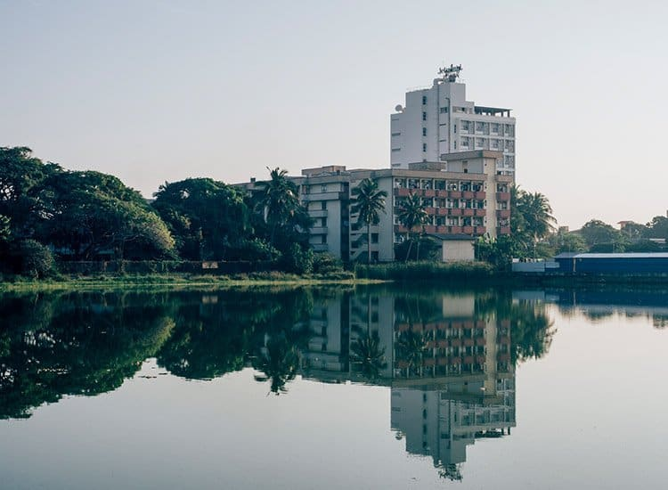 Hotel Jetwing in Jaffna
