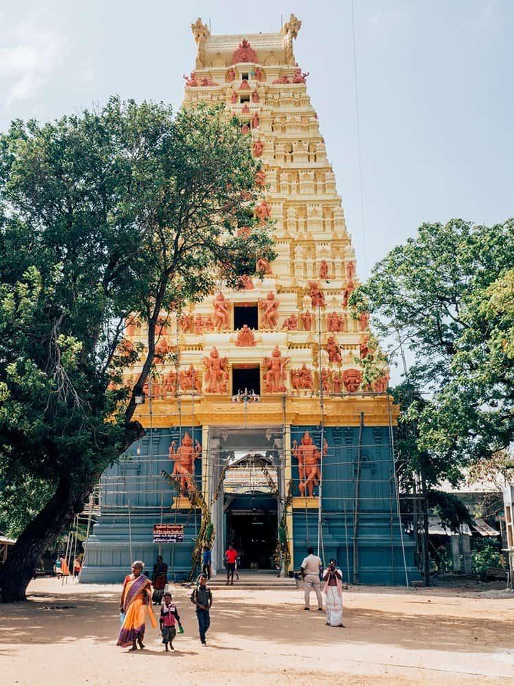 Naguleswaram Tempel
