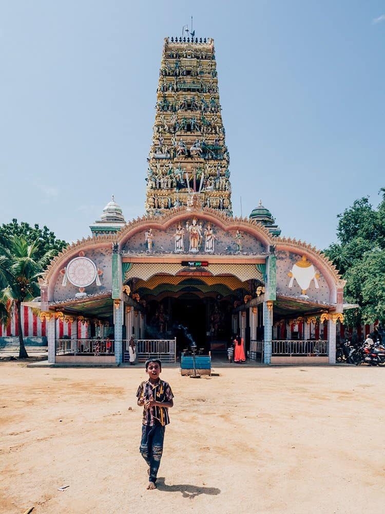 Varatharaja Perumal Shrine-Ponnalai