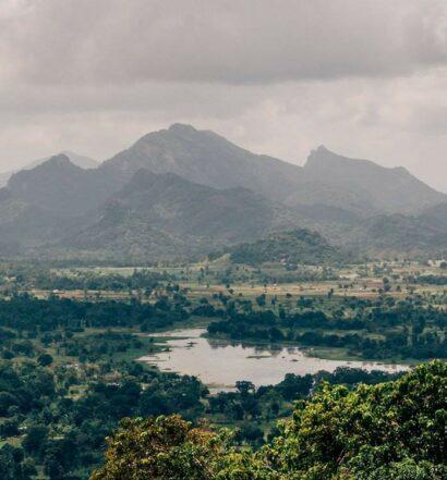 Sri Lankas Zentrum: Sigiriya, Kaudulla und Polonnaruwa