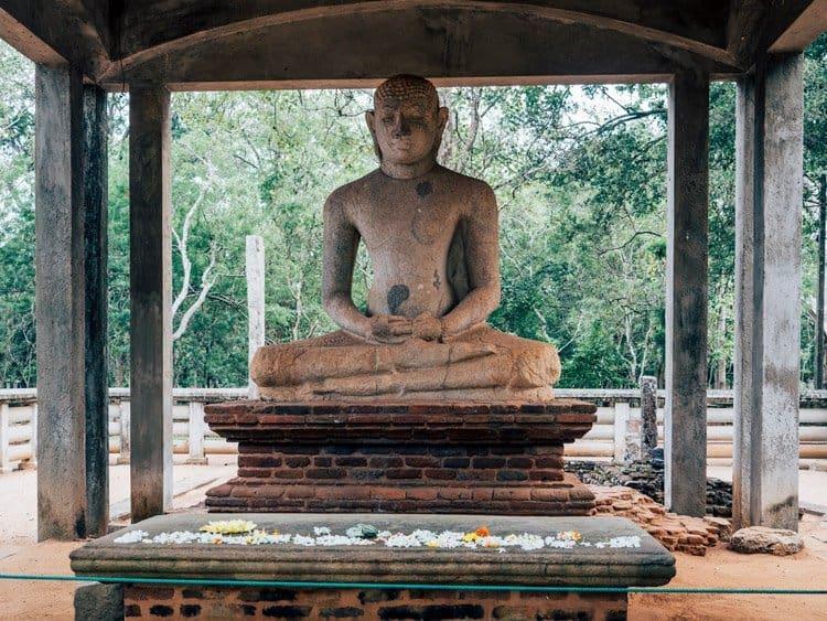 Der Samadhi-Buddha