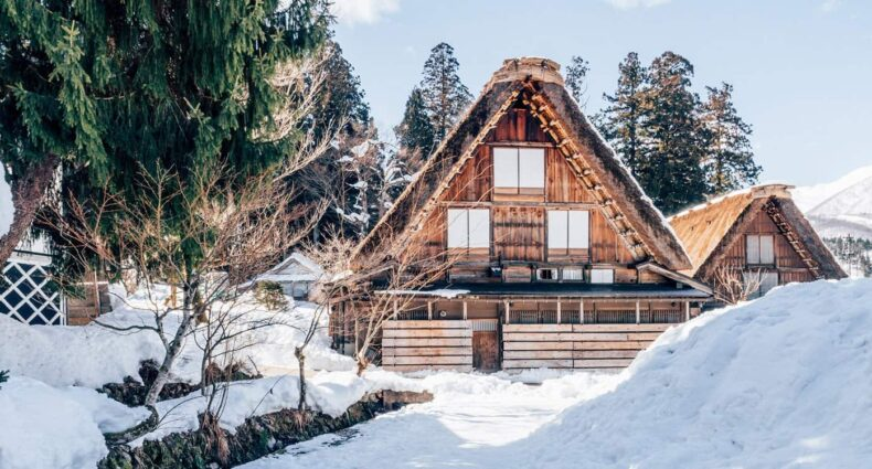 Japan im Winter – Rundreise Chubu: 7 Reisetipps & Highlights
