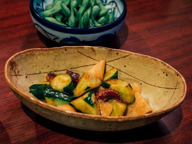 Essen in Hakuba