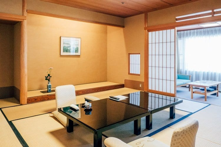 Japanisches Zimmer im Suimeikan