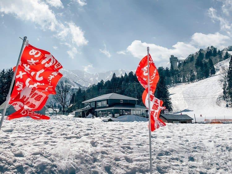 Skiurlaub in Hakuba – feinster Pulverschnee in den japanischen Alpen