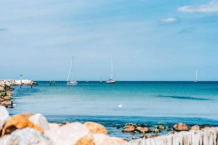Die Schifffahrtssaison beginnt – Mitsegeltörn auf der Ostsee