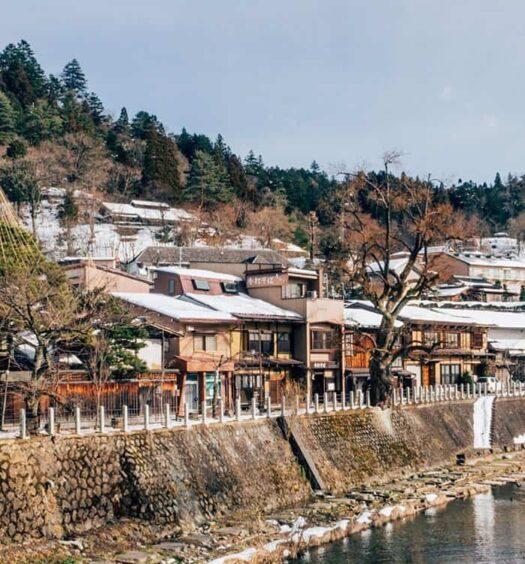 Takayama – vom Takayama Fest, Hida Beef und Sake in Klein-Kyoto