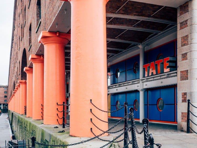 Das Albert Dock – hier schlägt das Herz von Liverpool