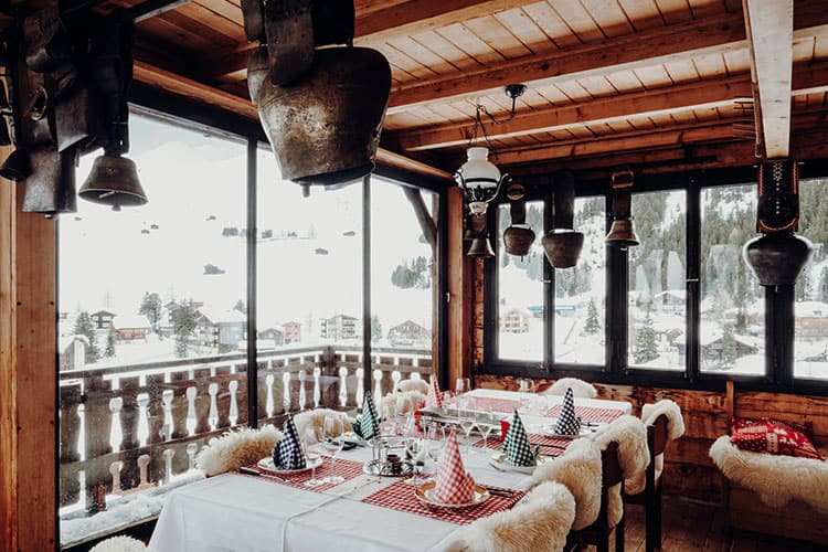 Arosa Kulm Restaurant – Piz Kulm