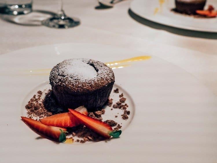 Ein Traum von Dessert im Stüva Cuolm