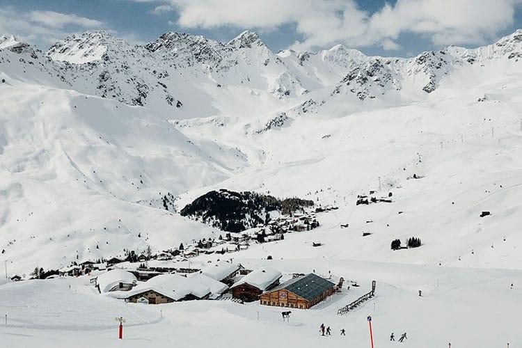 Tschuggenhütte Arosa