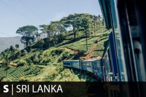 Reiseziel Sri Lanka