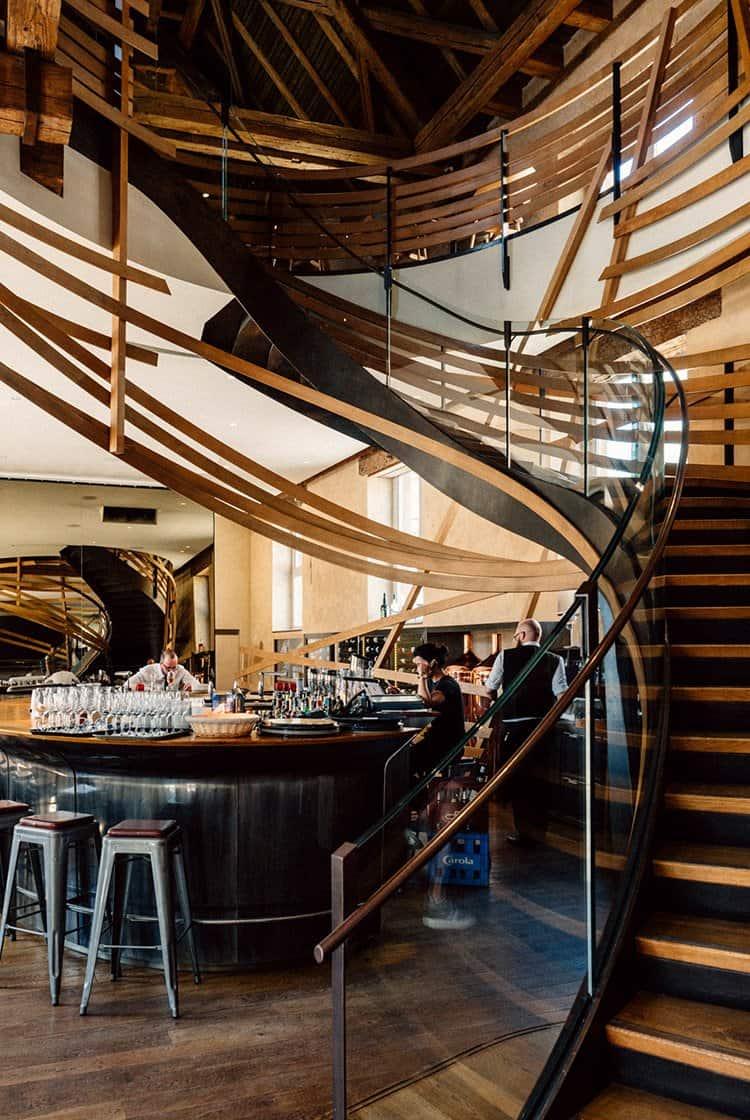 Die französische Brasserie Les Haras