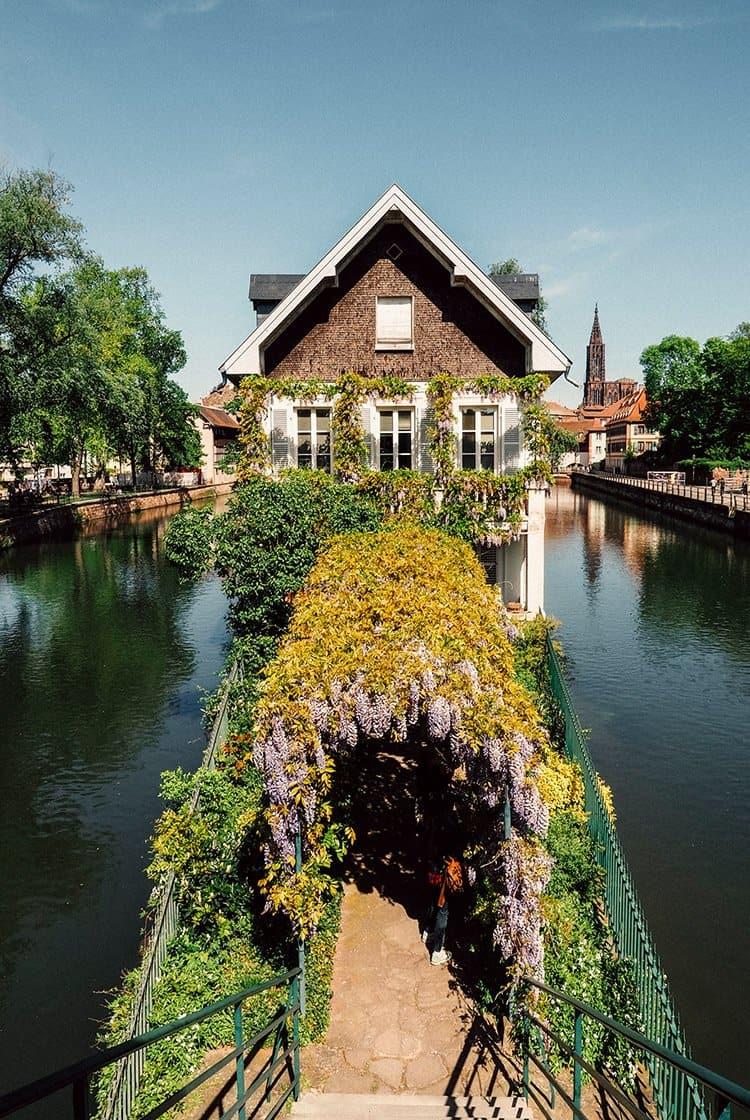 Die Grande-Île – die Altstadt von Straßburg