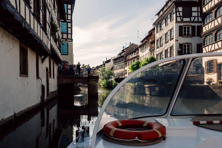 Eine Bootstour mit BATORAMA – Straßburg zu Wasser erkunden