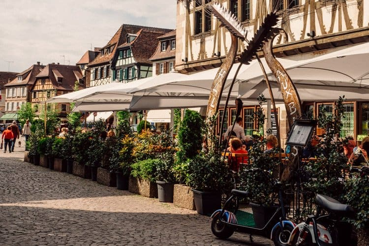 Ein Roadtrip auf der elsässischen Weinstrasse