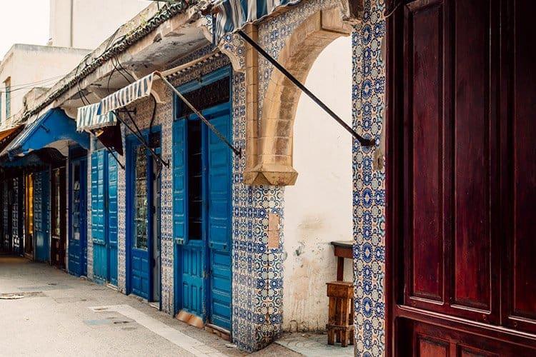 Die Medina von Essouira