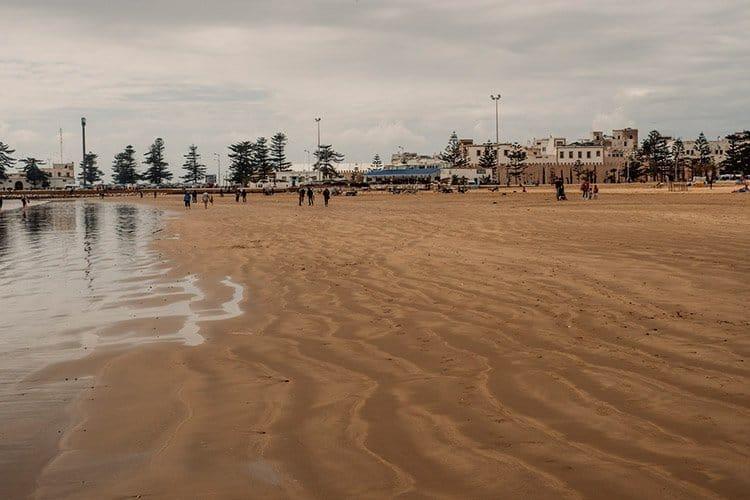 Die Küstenstadt Essaouira