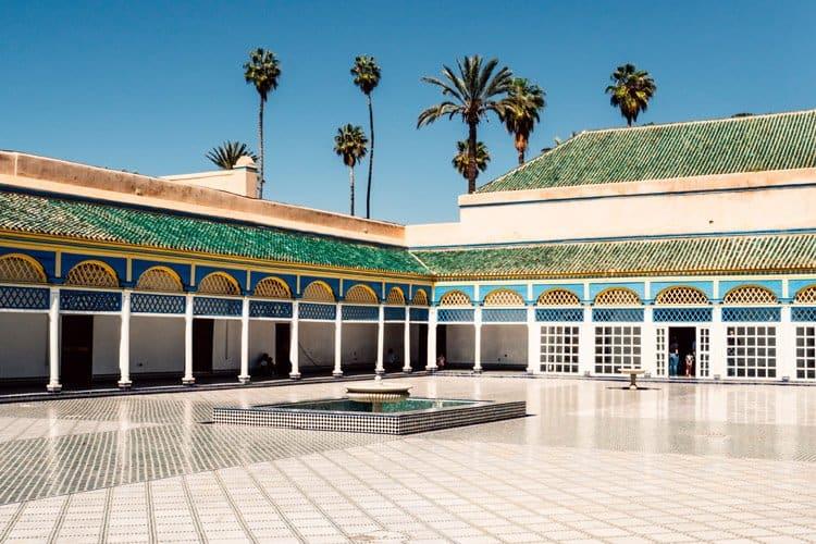 Der Bahia-Palast
