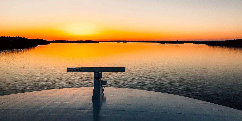 Eine Minikreuzfahrt mit Tallink Silja zwischen den schönsten Städten der Ostsee