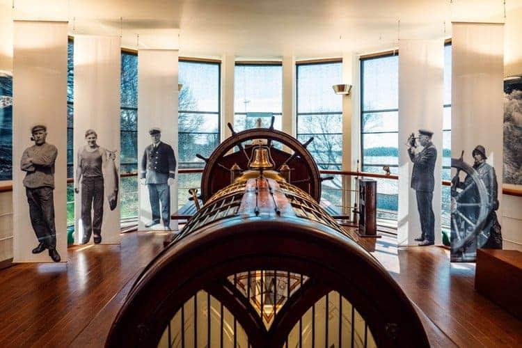 Das Seefahrtsmuseum
