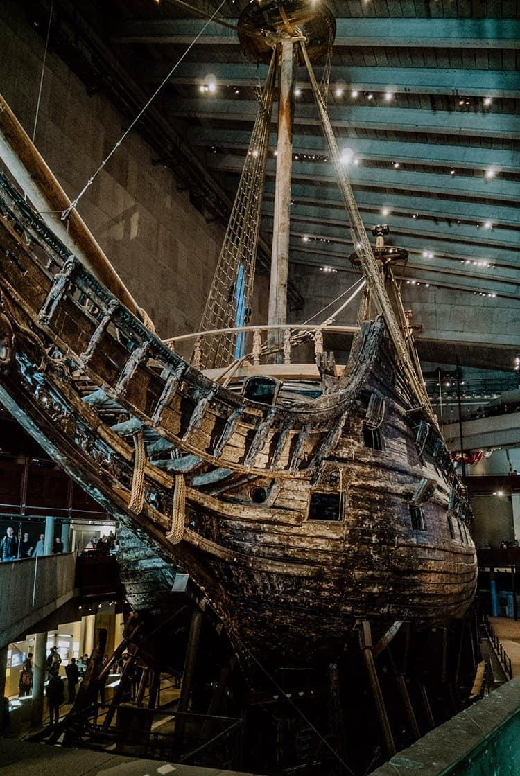 Das Vasa Museum